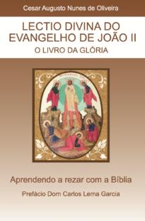 Capa do livro Lectio Divina do Evangelho de João II