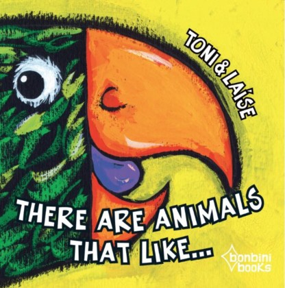 There are animals that like- English Edition